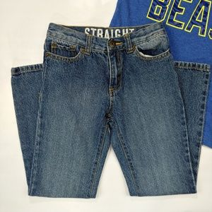 Boys' Size 7 Crazy8 Straight Jeans